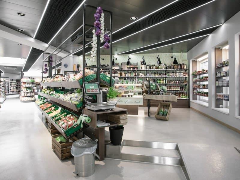 Die Dorfgreißlerei / Retail Design