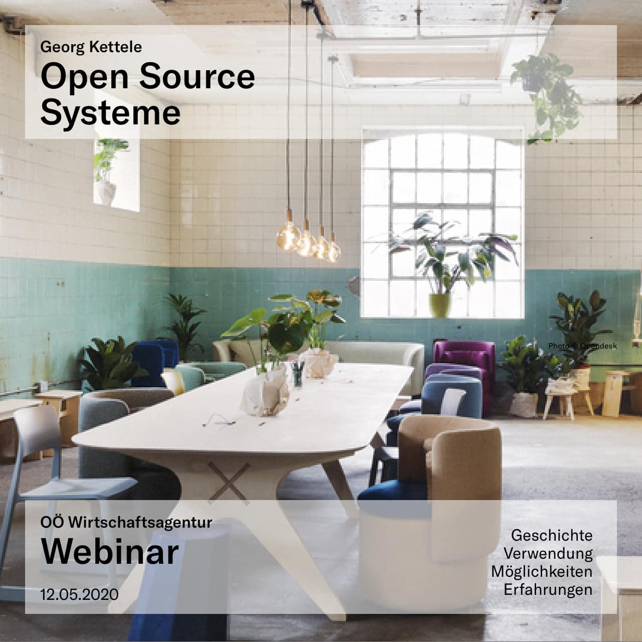 Open Source Systeme Webinar
