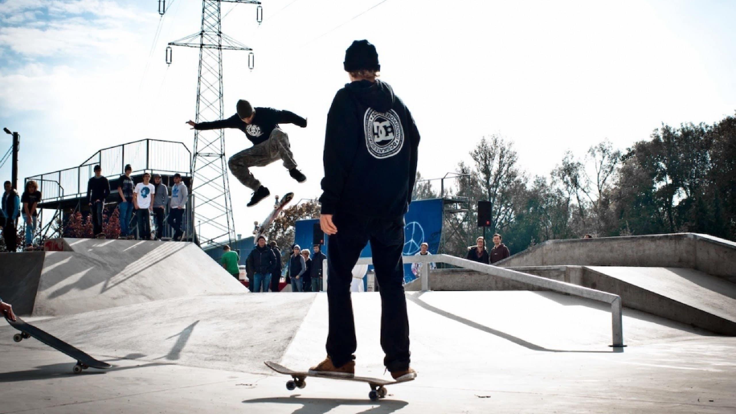 Skatepark Graz Gruenanger Georg Kettele Alexander Rauch United Everyting 1