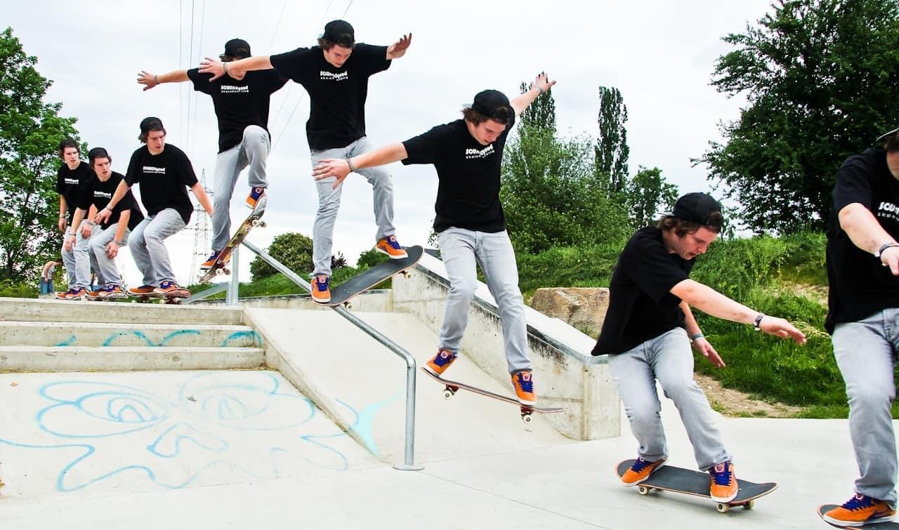 Skatepark Graz Gruenanger Georg Kettele Alexander Rauch United Everyting 2