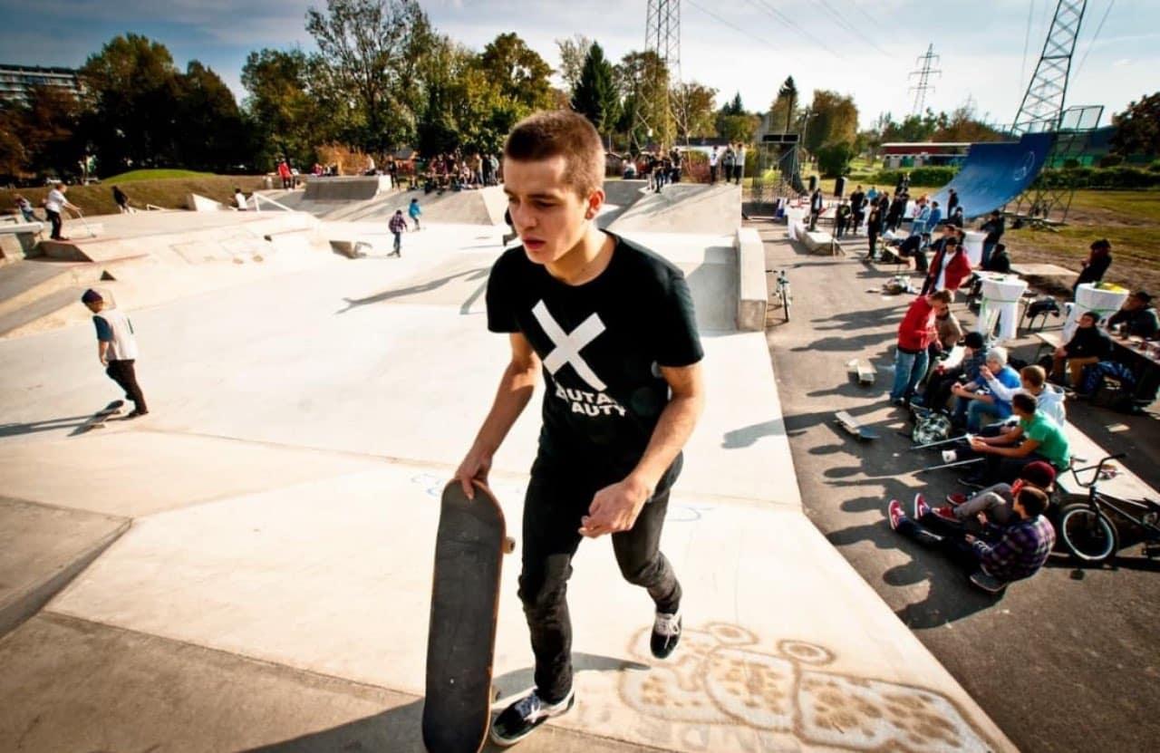 Skatepark Graz