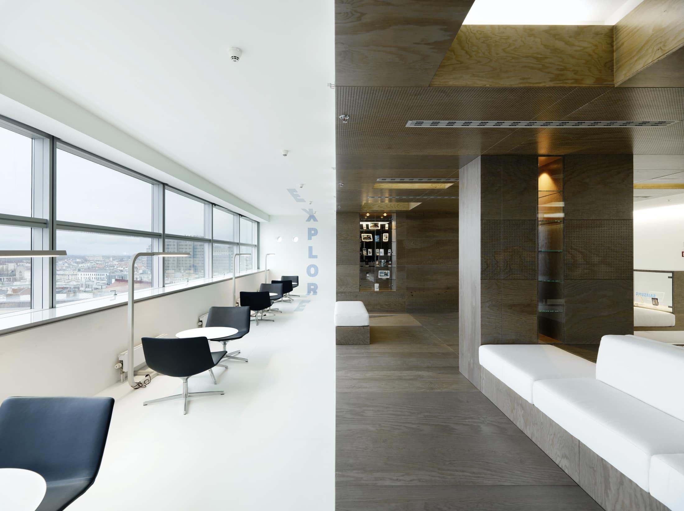 Samsung HQ Vienna